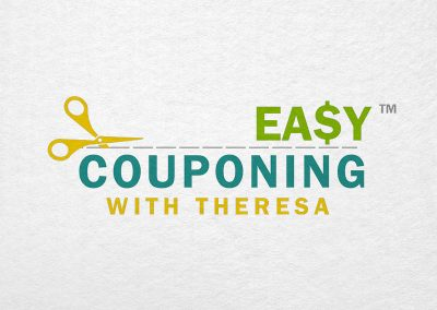 Easy Couponing with Theresa - Birmingham Logo Design Company - C Kinion Design