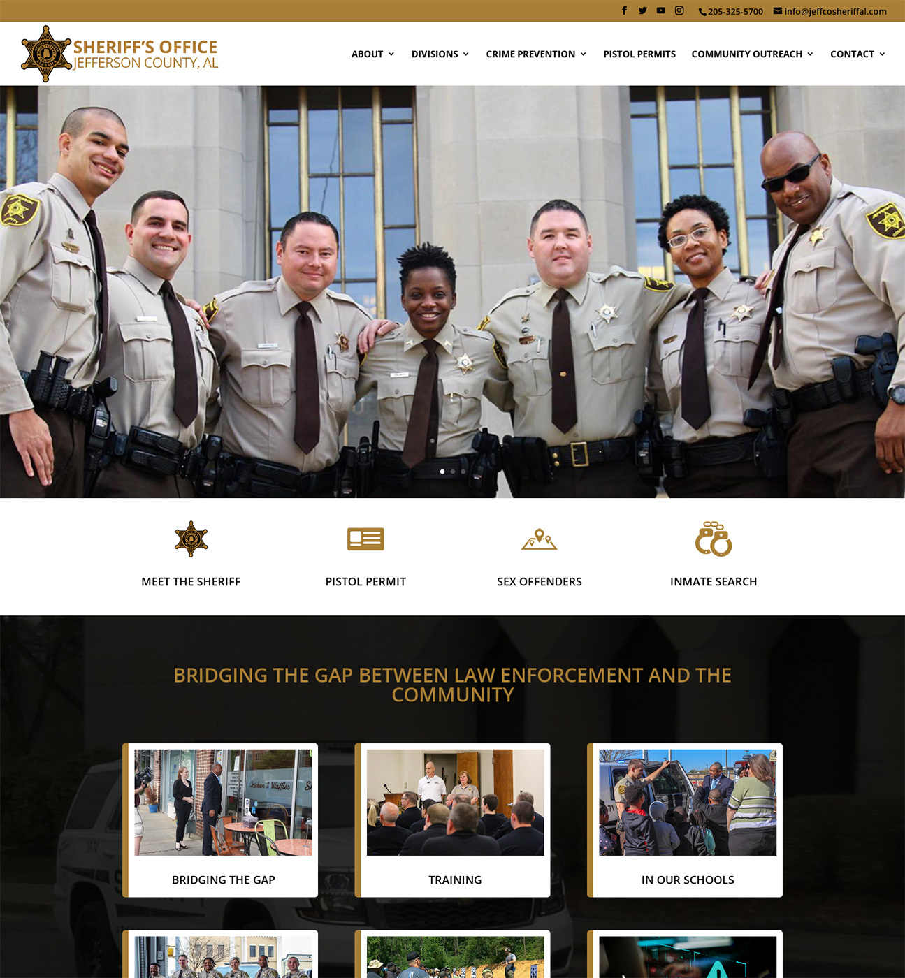 Birmingham-Web-Design-Agency-C-Kinion-Design--Jeff-Co-Sheriff-Department