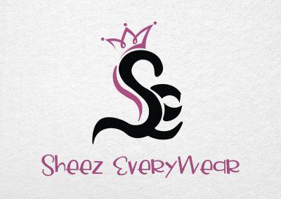 Birmingham-Logo-Design---C-Kinion-Design---Sheez-EveryWear