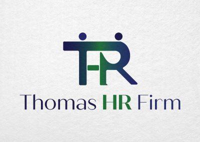Birmingham-Logo-Design---C-Kinion-Design---Thomas-HR-Firm