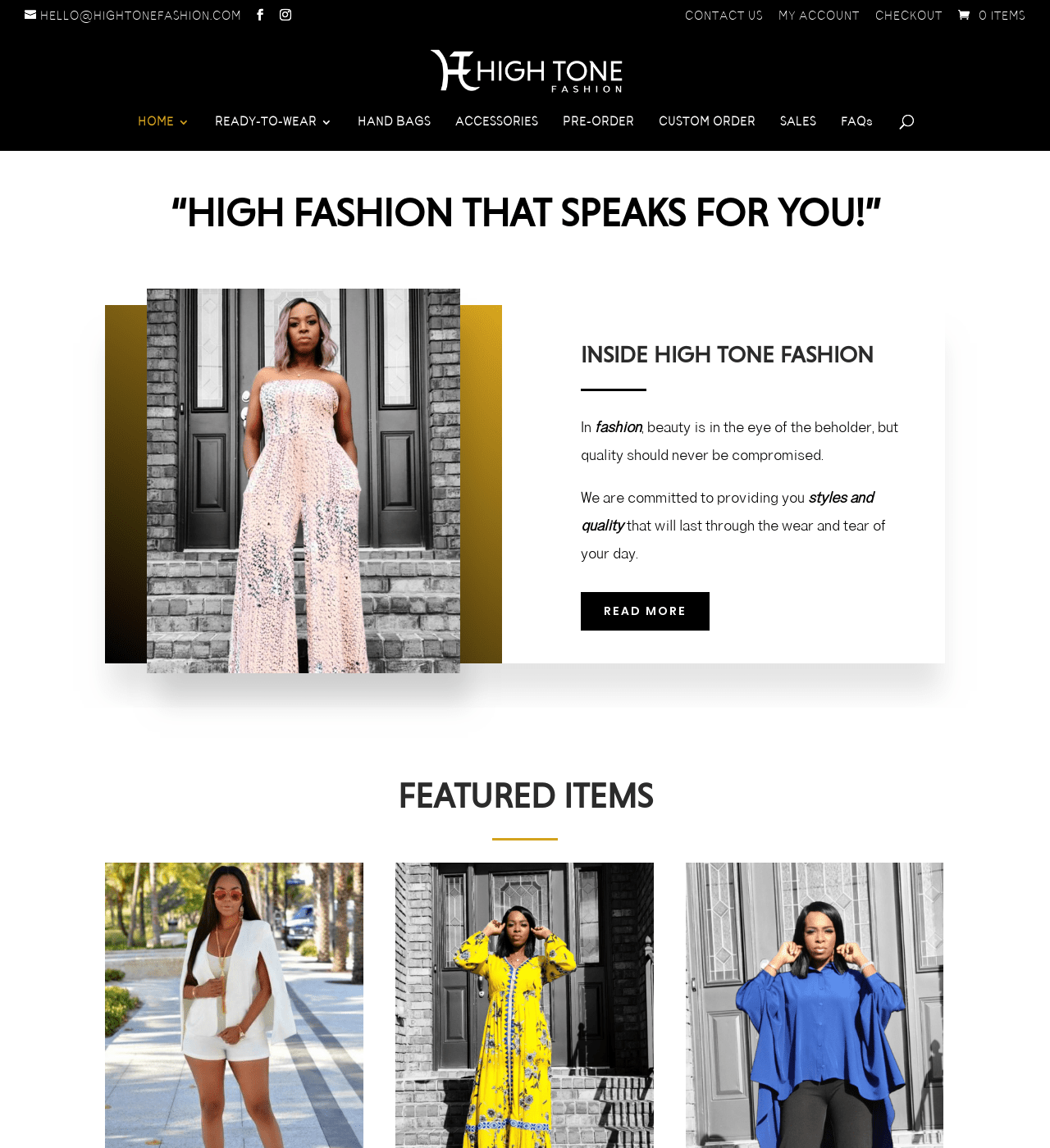 Birmingham-Web-Design-Agency-C-Kinion-High Tone Fashion