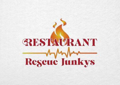 Birmingham Logo Design - C Kinion Design - Restaurant Rescue Junkys