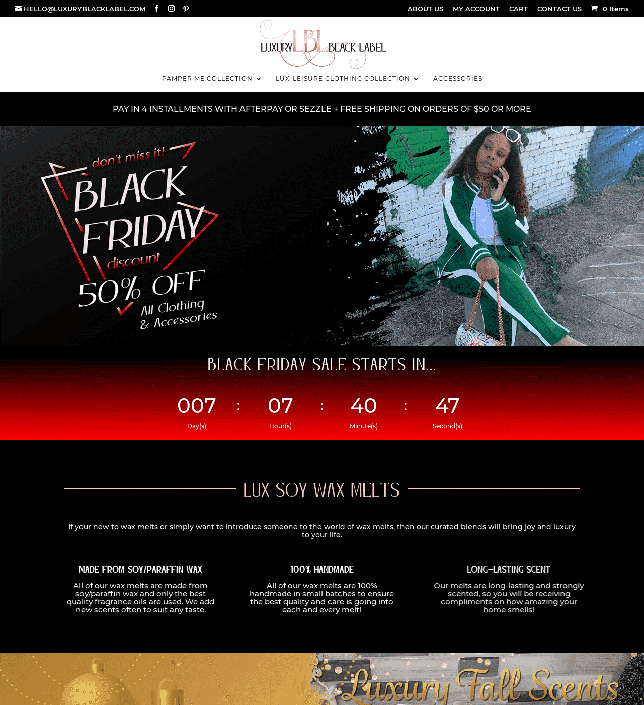 Birmingham-Web-Design-Agency-C-Kinion-Design - Luxury Black Label - half page -2