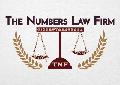 Birmingham-Logo-Design-C-Kinion-Design-The-Numbers-Law-Firm