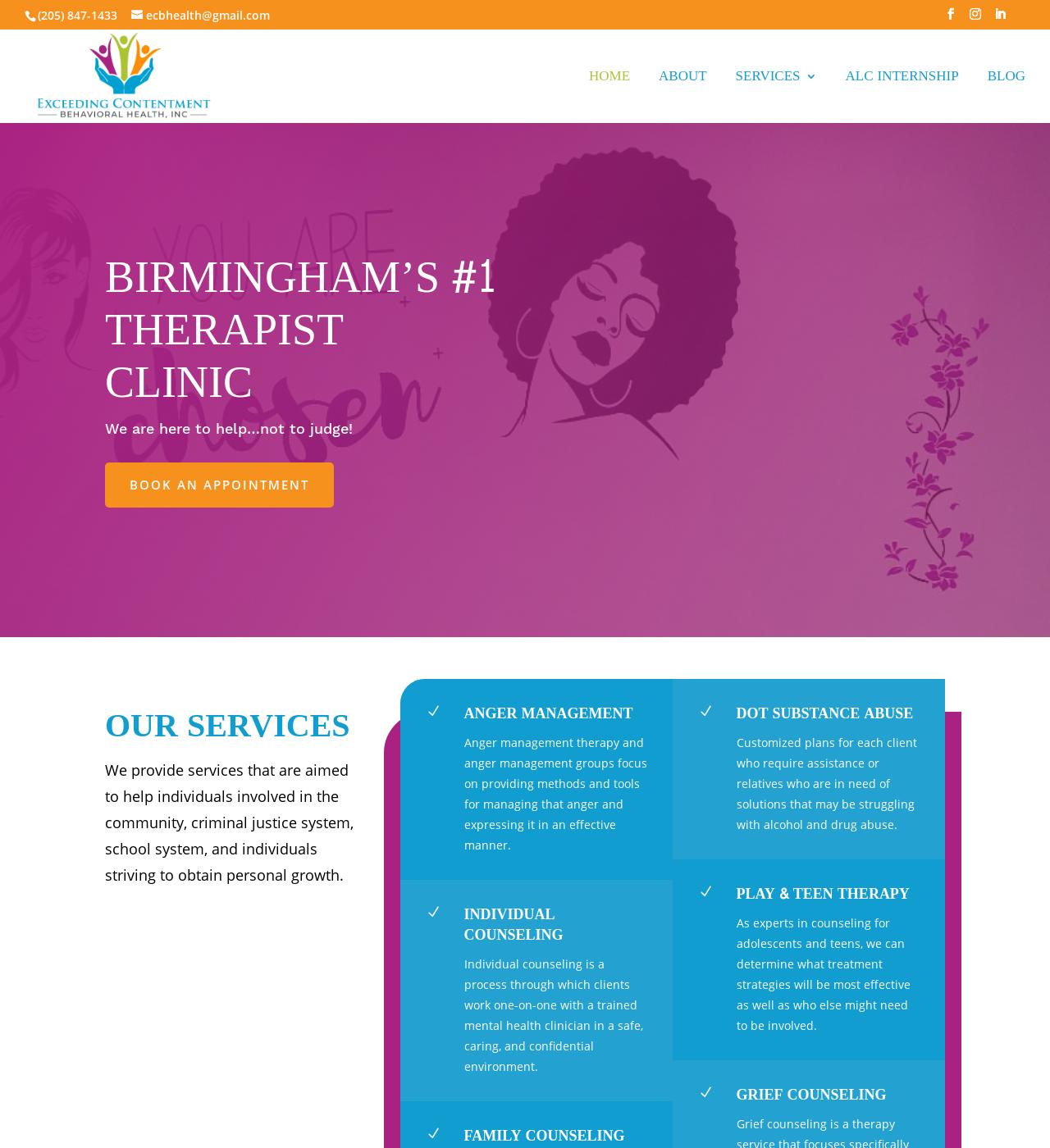 Birmingham-Website-Design-Agency-C-Kinion-Design-Exceeding-Contentment-Behavioral-Health-Inc